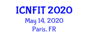 International Conference on Nanoscopic Fibers and Innovative Textiles (ICNFIT) May 14, 2020 - Paris, France