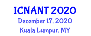 International Conference on Nanotechnology Applications and Nanofibers in Textiles (ICNANT) December 17, 2020 - Kuala Lumpur, Malaysia