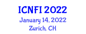 International Conference on Nanotechnology for Food Industry (ICNFI) January 14, 2022 - Zurich, Switzerland