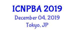 International Conference on Natural Polymers for Biomedical Applications (ICNPBA) December 04, 2019 - Tokyo, Japan