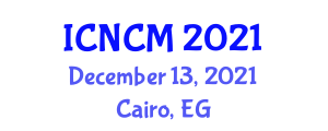 International Conference on Neogeography and Cartographic Modeling (ICNCM) December 13, 2021 - Cairo, Egypt