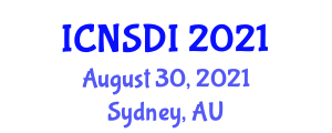 International Conference on Neogeography and Spatial Data Infrastructure (ICNSDI) August 30, 2021 - Sydney, Australia