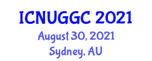 International Conference on Neogeography and User-Generated Geographic Content (ICNUGGC) August 30, 2021 - Sydney, Australia