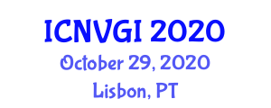 International Conference on Neogeography and Volunteered Geographic Information (ICNVGI) October 29, 2020 - Lisbon, Portugal