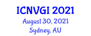 International Conference on Neogeography and Volunteered Geographic Information (ICNVGI) August 30, 2021 - Sydney, Australia