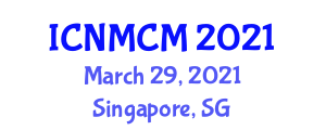 International Conference on Neogeography Maps and Cartographic Modeling (ICNMCM) March 29, 2021 - Singapore, Singapore
