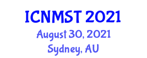 International Conference on Neogeography Maps and Software Tools (ICNMST) August 30, 2021 - Sydney, Australia