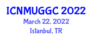 International Conference on Neogeography Maps and User-Generated Geographic Content (ICNMUGGC) March 22, 2022 - Istanbul, Turkey
