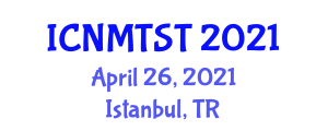 International Conference on Neogeography Maps, Techniques and Software Tools (ICNMTST) April 26, 2021 - Istanbul, Turkey