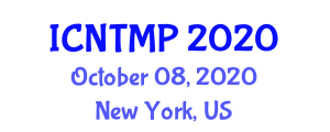 International Conference on Neogeography, Tracing, Mapping and Performing (ICNTMP) October 08, 2020 - New York, United States