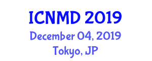 International Conference on Neuroendocrine and Metabolic Diseases (ICNMD) December 04, 2019 - Tokyo, Japan
