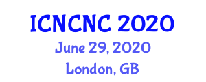 International Conference on Nickel Chemistry and Nickel Complexes (ICNCNC) June 29, 2020 - London, United Kingdom