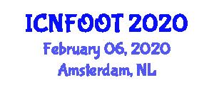 International Conference on Nonlinear Fiber Optics and Optic Technology (ICNFOOT) February 06, 2020 - Amsterdam, Netherlands