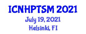 International Conference on Nuclear Hydrogen Production Technology and Storage Methods (ICNHPTSM) July 19, 2021 - Helsinki, Finland
