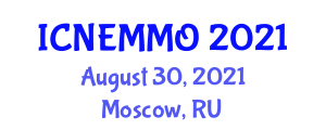 International Conference on Numerical Electromagnetic and Multiphysics Modeling and Optimization (ICNEMMO) August 30, 2021 - Moscow, Russia
