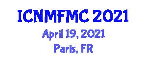 International Conference on Nurse Midwife, Fertility and Midwifery Care (ICNMFMC) April 19, 2021 - Paris, France