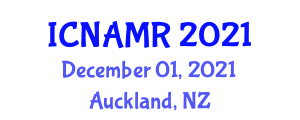 International Conference on Nursing Administration, Management and Research (ICNAMR) December 01, 2021 - Auckland, New Zealand