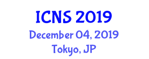 International Conference on Nursing Sociology (ICNS) December 04, 2019 - Tokyo, Japan