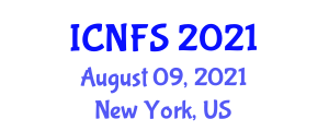 International Conference on Nutrition and Food Studies (ICNFS) August 09, 2021 - New York, United States