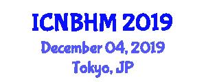 International Conference on Nutritional Biochemistry and Human Metabolism (ICNBHM) December 04, 2019 - Tokyo, Japan