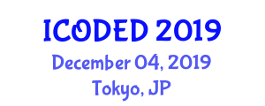 International Conference on Obesity and Diagnosis of Endocrine Diseases (ICODED) December 04, 2019 - Tokyo, Japan
