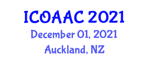 International Conference on Oceanic Art, Architecture and Culture (ICOAAC) December 01, 2021 - Auckland, New Zealand