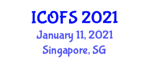 International Conference on Optical Fiber Sensors (ICOFS) January 11, 2021 - Singapore, Singapore