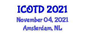 International Conference on Organization Theory and Design (ICOTD) November 04, 2021 - Amsterdam, Netherlands