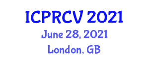 International Conference on Pattern Recognition and Computer Vision (ICPRCV) June 28, 2021 - London, United Kingdom