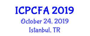 International Conference on Pediatric Care and Food Allergies (ICPCFA) October 24, 2019 - Istanbul, Turkey