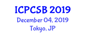 International Conference on Pervasive Computing for Smart Buildings (ICPCSB) December 04, 2019 - Tokyo, Japan