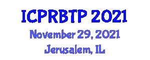 International Conference on Philosophy of Religion, Basic Themes and Problems (ICPRBTP) November 29, 2021 - Jerusalem, Israel