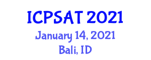 International Conference on Physchological Sciences and Addiction Treatment (ICPSAT) January 14, 2021 - Bali, Indonesia