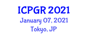 International Conference on Physical Geography and Research (ICPGR) January 07, 2021 - Tokyo, Japan