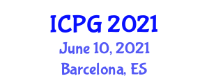 International Conference on Physical Geography (ICPG) June 10, 2021 - Barcelona, Spain