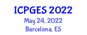 International Conference on Physical Geology and Exploration Seismology (ICPGES) May 24, 2022 - Barcelona, Spain