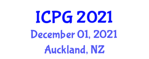 International Conference on Physiography and Geography (ICPG) December 01, 2021 - Auckland, New Zealand