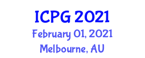 International Conference on Physiography and Geography (ICPG) February 01, 2021 - Melbourne, Australia