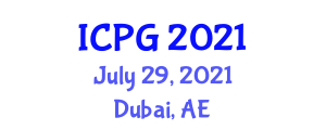 International Conference on Physiography and Geography (ICPG) July 29, 2021 - Dubai, United Arab Emirates