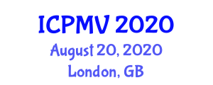 International Conference on Phytogeography and Marine Vegetation (ICPMV) August 20, 2020 - London, United Kingdom