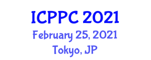 International Conference on Phytogeography and Plant Communities (ICPPC) February 25, 2021 - Tokyo, Japan