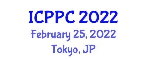 International Conference on Phytogeography and Plant Communities (ICPPC) February 25, 2022 - Tokyo, Japan