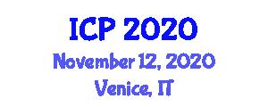 International Conference on Phytogeography (ICP) November 12, 2020 - Venice, Italy