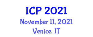 International Conference on Phytogeography (ICP) November 11, 2021 - Venice, Italy