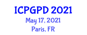 International Conference on Plant Geography and Plant Distribution (ICPGPD) May 17, 2021 - Paris, France
