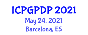 International Conference on Plant Geography and Plant Distribution Patterns (ICPGPDP) May 24, 2021 - Barcelona, Spain