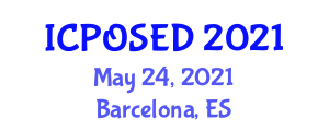 International Conference on Polycystic Ovarian Syndrome and Eating Disorders (ICPOSED) May 24, 2021 - Barcelona, Spain