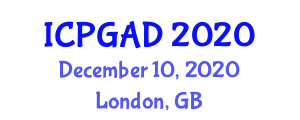 International Conference on Population Geography and Allied Disciplines (ICPGAD) December 10, 2020 - London, United Kingdom