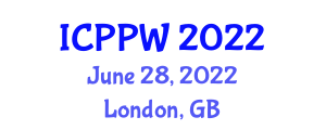 International Conference on Positive Psychology and Wellbeing (ICPPW) June 28, 2022 - London, United Kingdom