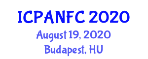 International Conference on Production and Applications of Natural Fiber Composites (ICPANFC) August 19, 2020 - Budapest, Hungary